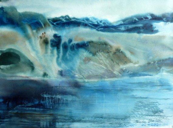 les monts bleus 1