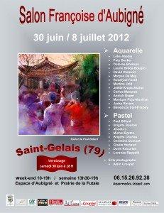 Exposition 2012 Salon Françoise d'Aubigné dans expositions 2012 paul-billard1-231x300
