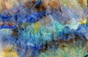 aquarelle sur papierv murier